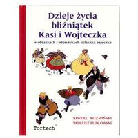 Komiksy, Dzieje z życia bliźniątek Kasi i Wojteczka - Wysyłka od 3,99 - porównuj ceny z wysyłką (opr. twarda)