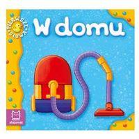 Książki dla dzieci, Pierwsze słowa. W domu (opr. twarda)