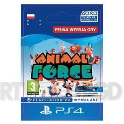 Animal Force (PS4)