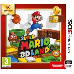 Gra 3DS Super Mario 3D Land Selects