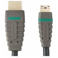 Kable video, Kabel BANDRIDGE HDMI - mini HDMI 1.3 2m
