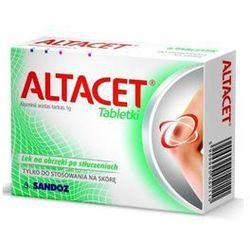 Altacet tabl. 1 g 6 tabl.