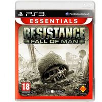 Gry na PS3, Resistance Fall of Man (PS3)