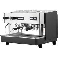 Ekspresy gastronomiczne, Ekspres do kawy, 2-grupowy, 11,5 l, 650x530x480 mm | STALGAST, 486100