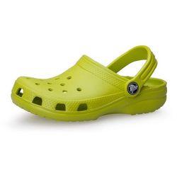 Klapki Crocs Classic Kids Volt Green 10006-395