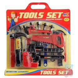 Duży zestaw zabawkowch Narzędzi Work