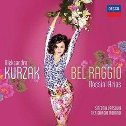 A Bel Raggio (CD Polska cena) - Dostawa zamówienia do jednej ze 170 księgarni Matras za DARMO