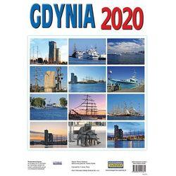 Kalendarz ścienny 2020. Gdynia
