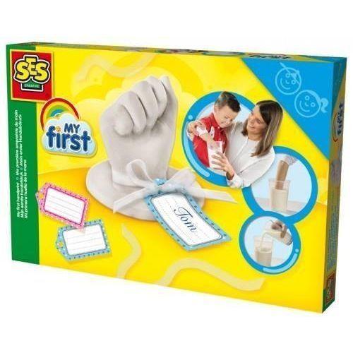 Kreatywne dla dzieci, Mój pierwszy odcisk dłoni