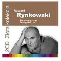 Pop, RYSZARD RYNKOWSKI - ZŁOTA KOLEKCJA VOL. 1 & VOL. 2 - Album 2 płytowy (CD)