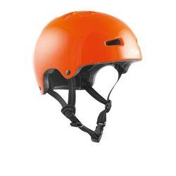 kask TSG - nipper mini solid color gloss orange (234) rozmiar: JXXS/JXS