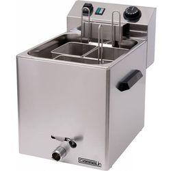 Elektryczne Urządzenie do Gotowania Makaronu z Zaworem Spustowym