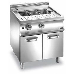 Urządzenie do gotowania makaronu i pierogów gazowe podstawa z szafką| Domina 700 | 40L | 13300W | 700x730x(H)850 mm