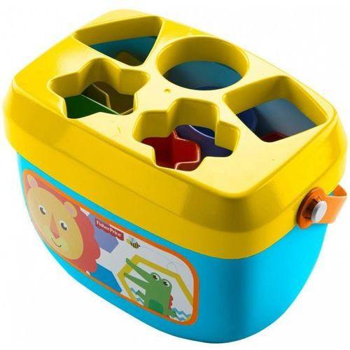 Klocki dla dzieci, Pierwsze klocki malucha K7167 FisherPrice