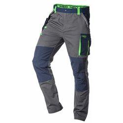 Spodnie robocze PREMIUM 100% bawełna ripstop XS 81-227-XS
