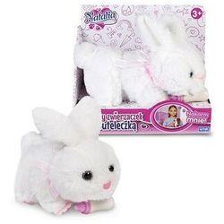 Uroczy zwiarzaczek z buteleczką króliczek natalia