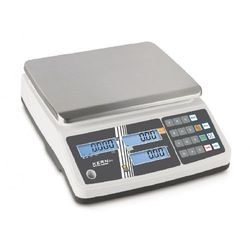 Waga sklepowa KERN RPB 6 i 15 kg odczyt 2 i 5 g