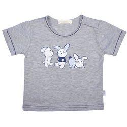 CEREMONY - koszulka chłopięca - błękit (rozm 68)