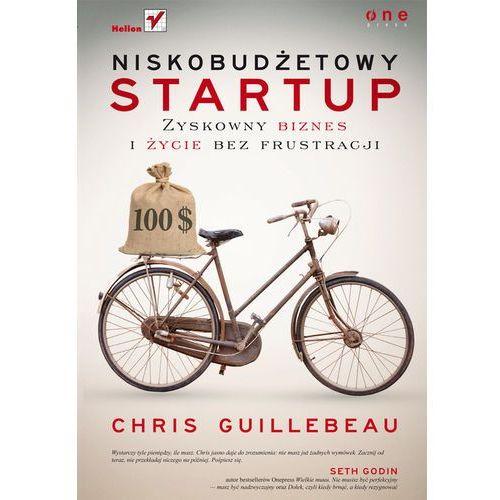 Biblioteka biznesu, Niskobudżetowy startup (opr. twarda)