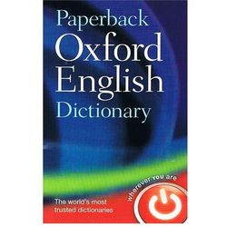 Oxford English Dictionary. 120 000 słów, fraz i definicji (opr. miękka)
