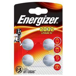 Energizer Bateria specjalistyczna CR 2032 4x (637762) Darmowy odbiór w 20 miastach!