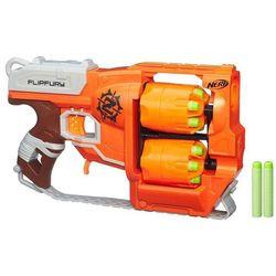 Pistolet Nerf Zombie Strike - FlipFury firmy HASBRO