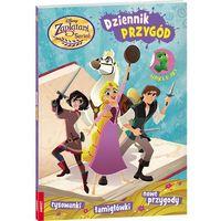 Książki dla dzieci, Zaplątani serial Dziennik przygód ATE-2