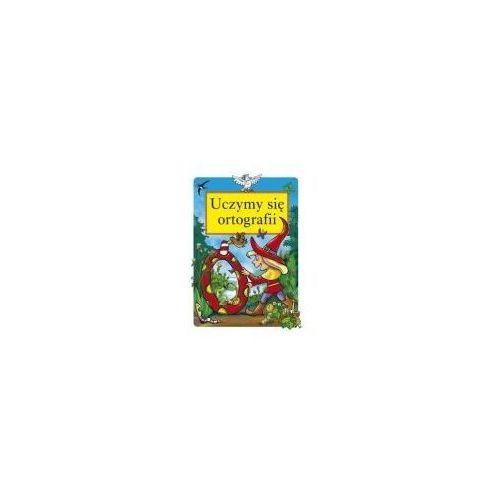 Książki dla dzieci, Książeczka edu. a5 uczymy się ortografii skrzat 972424 (opr. miękka)