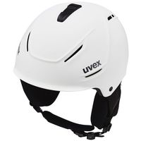 Kaski i gogle, Uvex kask narciarski P1US white mat 55-59