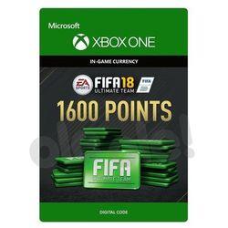FIFA 18 1600 Punktów [kod aktywacyjny]