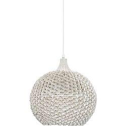 Lampa wisząca COLIN WHITE - 1xE27/40W/230V