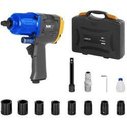 Klucz pneumatyczny - 8000 obr./min - 1000 Nm MSW 10060746 MSW-ACW1000