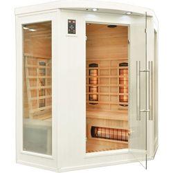 Sauna infrared z koloroterapią CP3C GH White Oferta specjalna! Teraz kupisz 25% taniej.