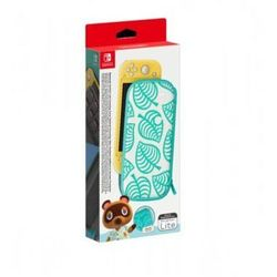 Switch Lite Carrying Case Animal Crossing: New Horizons Edition Etui NINTENDO