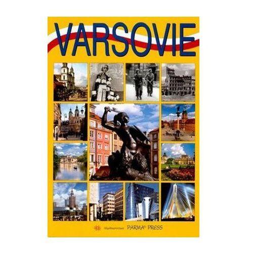 Albumy, Warszawa (wersja francuska) (opr. miękka)
