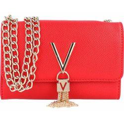 Valentino Bags Divina Mini Bag Torebka listonoszka na ramię 17 cm rosso ZAPISZ SIĘ DO NASZEGO NEWSLETTERA, A OTRZYMASZ VOUCHER Z 15% ZNIŻKĄ