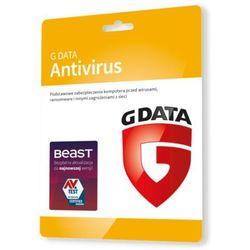 G Data AntiVirus 2 PC - Kontynuacja 3 lata