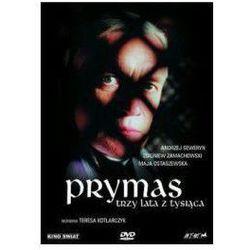 Prymas - Trzy lata z tysiąca - film DVD