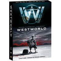 Pakiety filmowe, WESTWORLD SEZON 1-2 PAKIET (6DVD) (Płyta DVD)