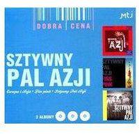 Pozostała muzyka rozrywkowa, SZTYWNY PAL AZJI - EUROPA I AZJA/FISS PINK/KOLORY MUZYKI [3CD]