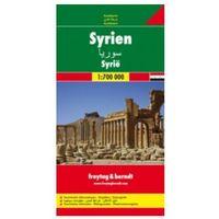 Mapy i atlasy turystyczne, Syria (Damaskus)