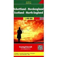 Mapy i atlasy turystyczne, Szkocja 1:400 000. Mapa samochodowa, składana. Freytag&Berndt (opr. twarda)