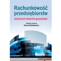 Książki o biznesie i ekonomii, Rachunkowość przedsiębiorstw wybranych sektorów gospodarki. (opr. kartonowa)