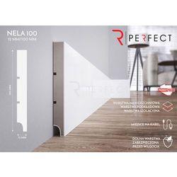 Listwa przypodłogowa MDF Nela 100 - 12x100x2620 mm