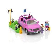 Figurki i postacie, Zestaw figurek Samochód rodzinny z zatoczką parkingową - DARMOWA DOSTAWA OD 199 ZŁ!!!