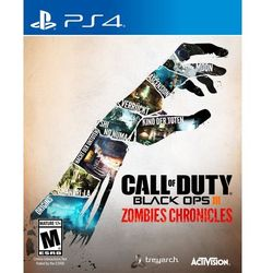 Call of Duty 3 Zombies Chronicles (PS4)