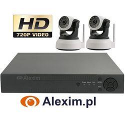 Zestaw IP HD Rejestrator+2xORCA (R1094+2X1090)