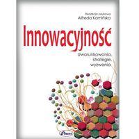 E-booki, Innowacyjność uwarunkowania, strategie, wyzwania - Alfreda Kamińska (PDF)