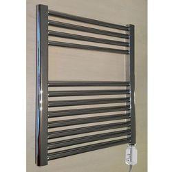 Grzejnik łazienkowy Wetherby - grzejnik wykończenie proste, 500x600, owany