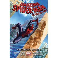 Literatura młodzieżowa, Amazing spider-man globalna sieć tom 9 czerwony alarm - opracowanie zbiorowe (opr. miękka)